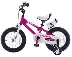 Royalbaby Freestyle Fuschia 14 inch Kid's Bicycle