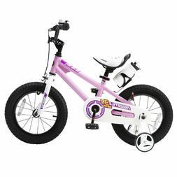 RoyalBaby Freestyle Kid's Bike 16 Inch With Kickstand and
