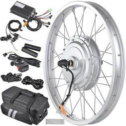 "36V 750W 20"" Front Wheel Electric Bicycle Conversion Kit for"