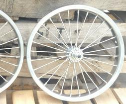 *FRONT ONLY* 16 inch Front Heavy Duty bicycle wheel 10g spok