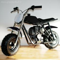 Gas powered mini bike - dirt bike for kids - no mixing oil -