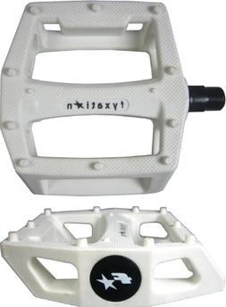 Fyxation Gates BMX Platform Pedal, White