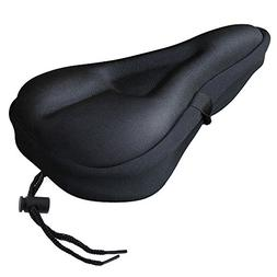 Zacro Gel Bike Seat Cover- BS031 Extra Soft Gel Bicycle Seat