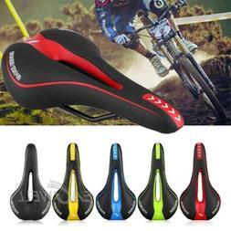 Gel Comfort Saddle Bike Road Mountain Bicycle Cycling Seat S