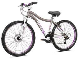 """26"""" Genesis Whirlwind Women's Cruiser Bike 21 Speed Shimano"""