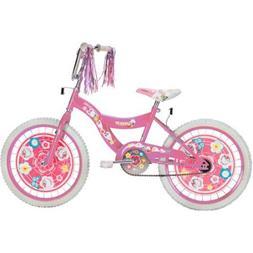 "Girl's 20"" Dragon BMX Bike Color: Pink"