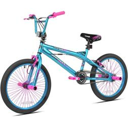 Girls Bike 20 Inch Single Speed Freestyle BMX Bicycle Front