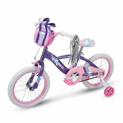 Huffy Girls Glimmer Bike 18 Inch, Red or Amethyst NEW