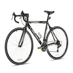 GMC Denali Black Green 700c Road Bicycle