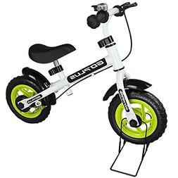 "Goplus 10"" Kids Balance Bike No-Pedal Learn To Ride Pre Bike"