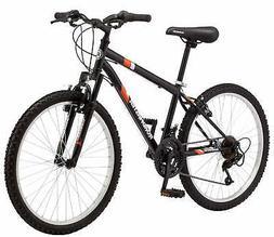 granite peak boys mountain bike 24 inch