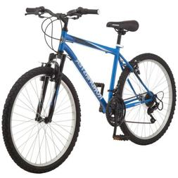 "NEW Roadmaster Granite Peak Men's Mountain Bike 26"" Wheels B"