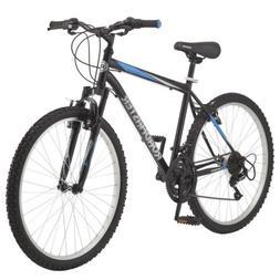 "Roadmaster Granite Peak Men's Mountain Bike,26"" wheels, Blac"