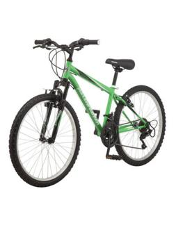 🔥🔥 Roadmaster Granite Peak Mountain Bike, 24-inch whee
