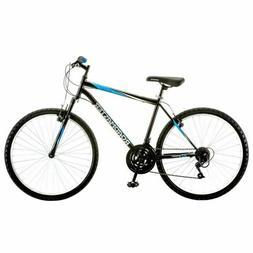 Roadmaster Granite Peak Mountain Bike for Men -  Black/Blue