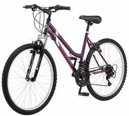 "Roadmaster Granite Peak Women's Mountain Bike, 26"" Wheels Pu"