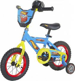 "Dynacraft 12"" Hot Wheels Kids Bike Rev Grip Noisemaker Handl"