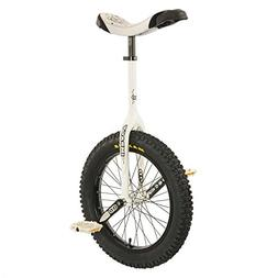 "Impact 19"" Gravity Unicycle - 32mm - White"