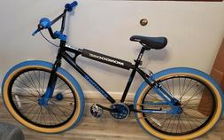 Mongoose Grudge BMX Freestyle Bike Single Speed 26 Inch Whee
