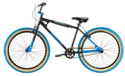 Mongoose Grudge BMX Freestyle Bike Single Speed 26 Inch Whee