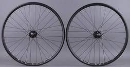 H + Plus Son Archetype Black rims Track Fixed Gear Bike Whee