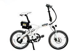 c3c7445838b GIO H2 Volt Folding Electric Bike Lithiu... By Gio. -. GIO LMB H1 VOLT  Lithium-Ion Electric Bicycle - Mountain Bike