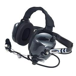 H41 Carbon Fiber Racing Radio Electronic 2 Way Radio Headset