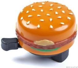 Hamburger Bicycle Fun Bell for MTB Road Cruiser Bikes Burger