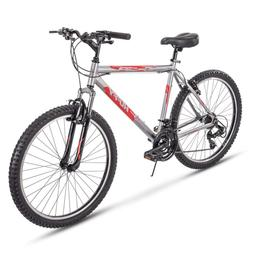 Huffy Hardtail Mountain Bike, Escalate 24-26 inch 21-Speed,