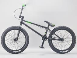 Mafiabikes Harry Main Madmain 20 inch BMX bike flat black 21