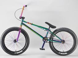 Mafiabikes Harry Main Madmain Neomain Graphite 20 inch bmx b