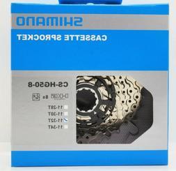 Shimano HG50 8 Speed Mountain Bike Cassette
