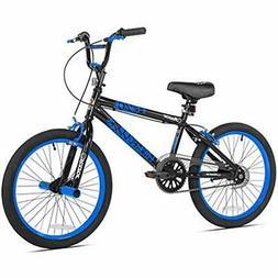 High Kids Bikes Roller BMX/Freestyle Bike, 20-Inch, Blue Spo
