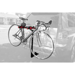 Hitch Mount Rack MaxxHaul For 2 Bike Swing Down Feature Stee