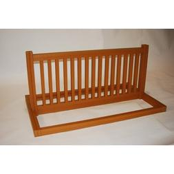 10 Bike Holding Rack Finish: Cedar, Mounting Type: None