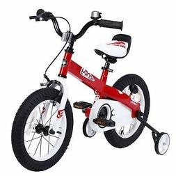 Honey Red 14 inch Kid's Bicycle Red  14 in
