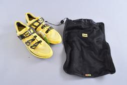 Mavic Huez Cycling Shoes Mens US 9 EU 42 2/3 Carbon Sole 3 B