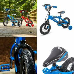 "Huffy 72028 12"" Motox Boys Bike, Gloss Blue, 12 Inch Wheel"