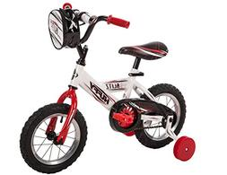 "12"" Huffy Blitz Boys' Bike, Ages 3-5, Height 37-42"""