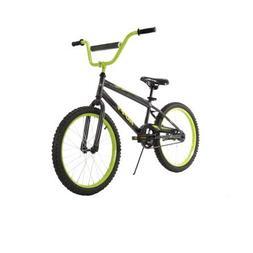 """Huffy Rock It 20"""" Boys' Bike, Grey"""