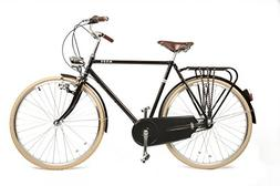 Hugo 7-speed Internally Geared Upright Luxury Bicycle with C