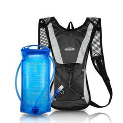 SKL Hydration Pack Water Backpack Water Bladder 2L  Running