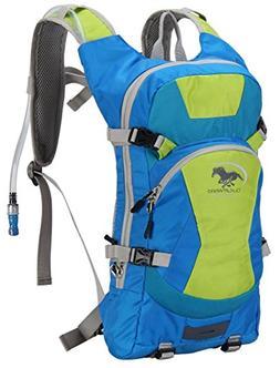 Hydration Pack 26L Water Rucksack Backpack Bladder Bag Cycli