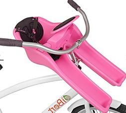 IBERT Child Bicycle Safe T Seat PINK Cycling Outdoor Recreat