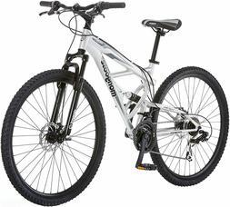 Mongoose Impasse Mens Mountain Bike,29-Inch Wheels,Aluminum