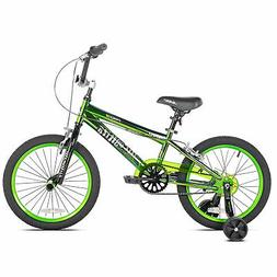 Boys 18 inch Avigo Incognito Bike