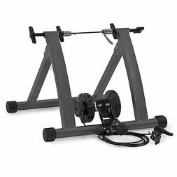 Best Choice Products Foldable Bike Trainer Stand w/ 5 Resist