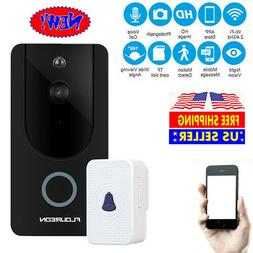 Wireless 2.4G Video Smart Doorbell WiFi 720P IR-CUT Security