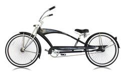Micargi Bicycles Industries Ride On, Matte Black