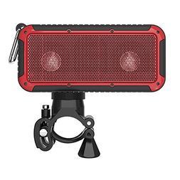 Shiningup IP66 Waterproof Shockproof Bluetooth Speakers with